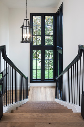 Modern Transitional - Staircase