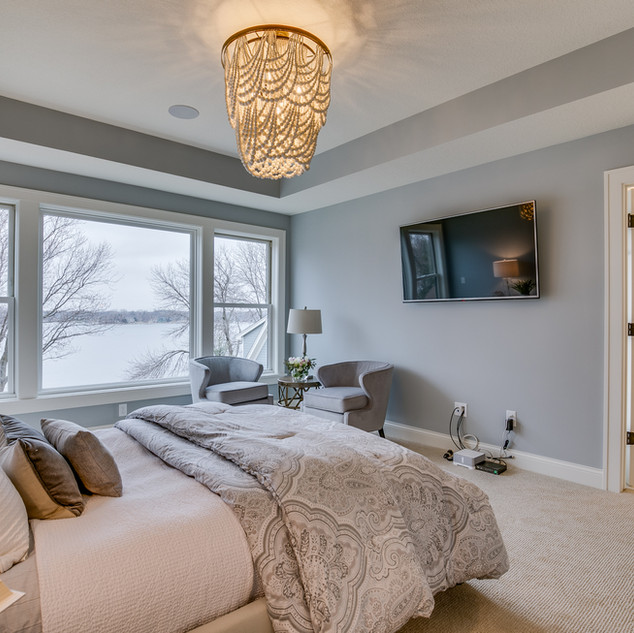 Shady Beach Trail - Master Bedroom