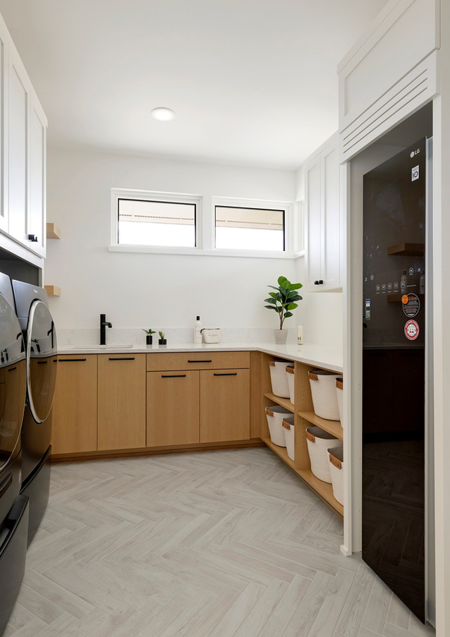 Deer Hill Road Laundry Room