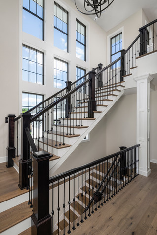Woodlane Alcove Artisan Stairwell