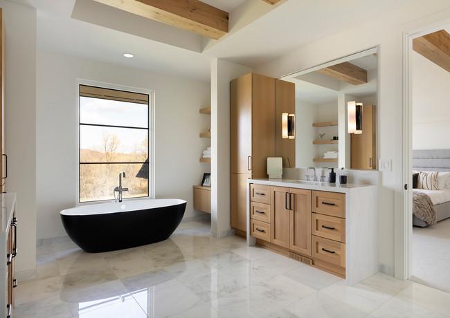 Deer Hill Road Master Bath