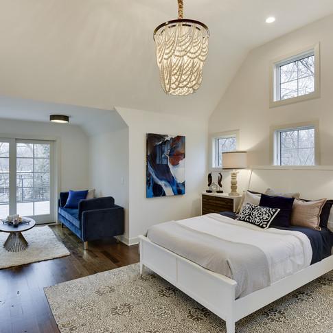 Alden Avenue - Master Bedroom