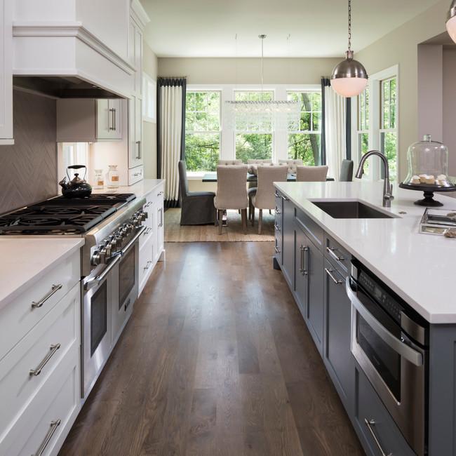 LaSalle Avenue - Kitchen