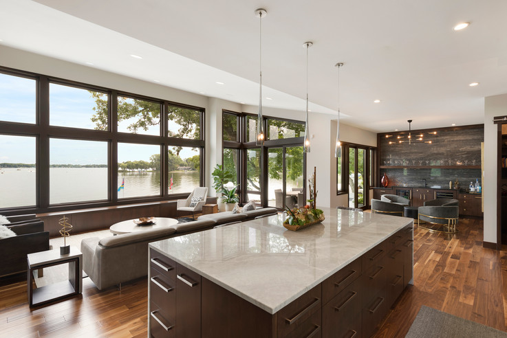 Kitchen, Great Room, Lounge