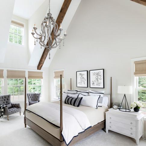 Knoll Drive - Master Bedroom