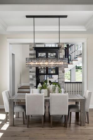 Woodlane Alcove Artisan Dining Room