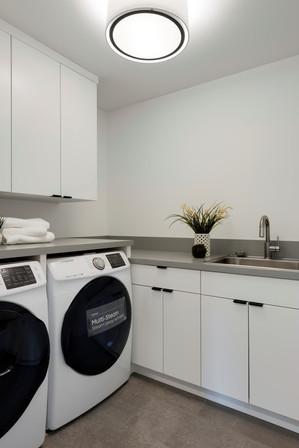 Beard Avenue Laundry Room