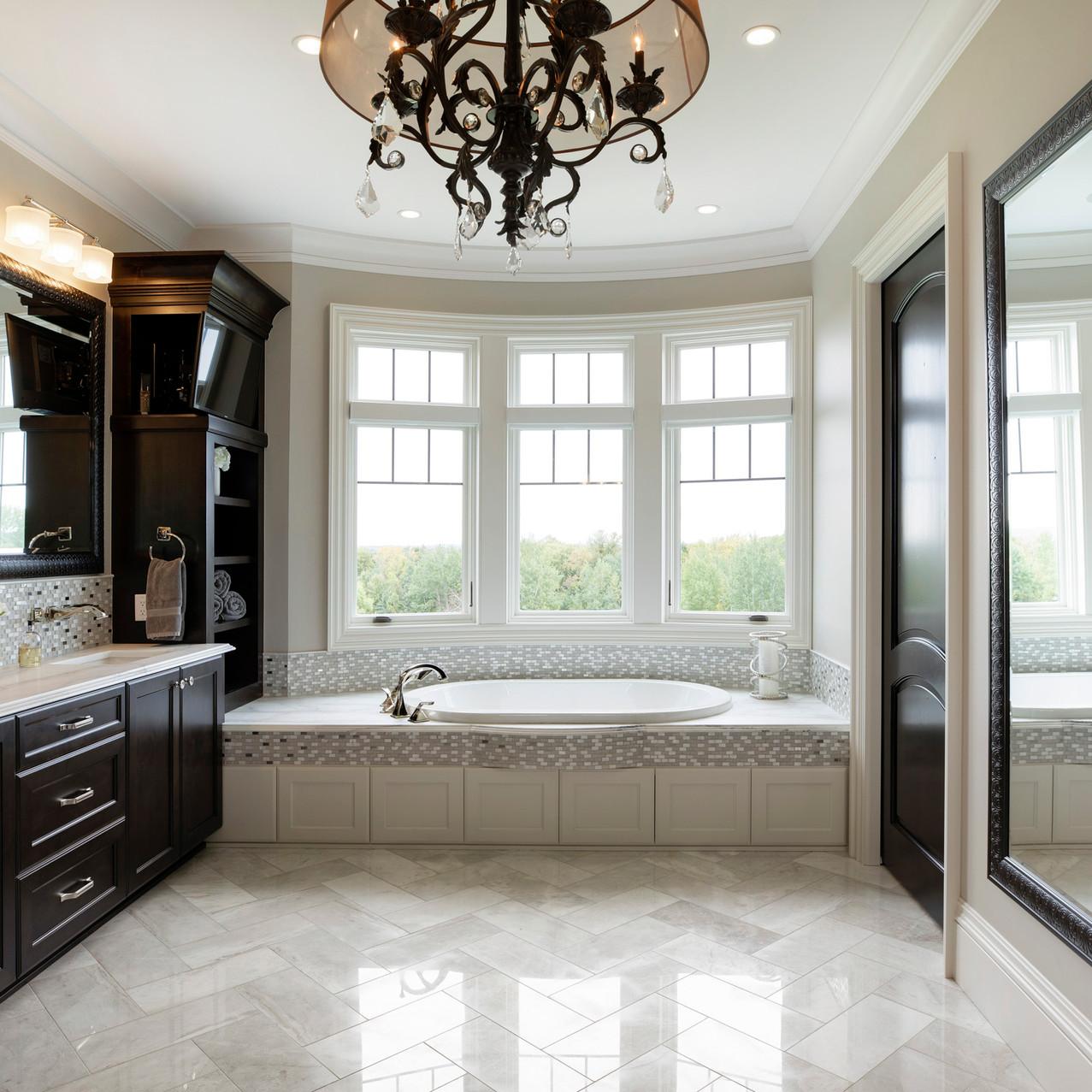Spring Lake Estate - Master Bathroom