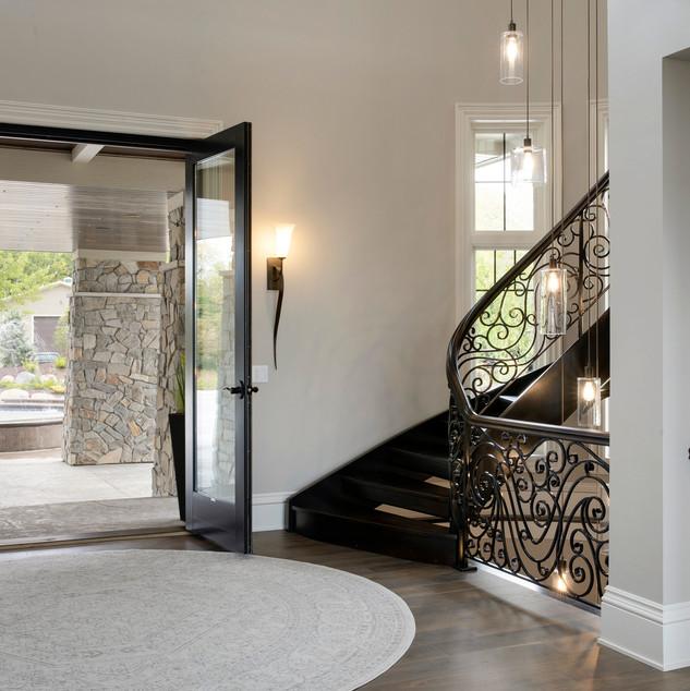 Spring Lake Estate - Foyer