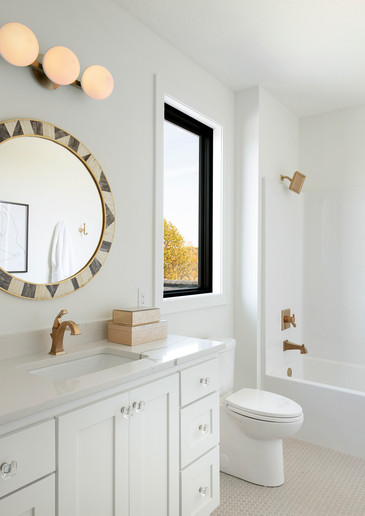 Wilde Lake Estates - Bedroom 2 Bathroom