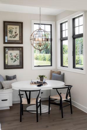 Woodlane Alcove Artisan Corner Table