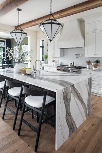 Modern Transitional - Kitchen