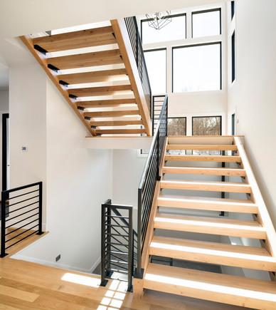 Austrian Pine - Staircase