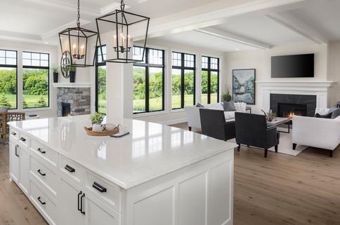 Woodlane Alcove Artisan Kitchen Combo
