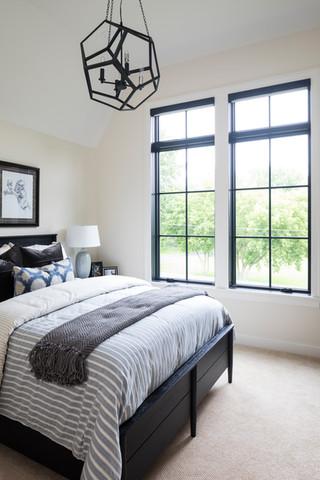 Modern Transitional - Bedroom