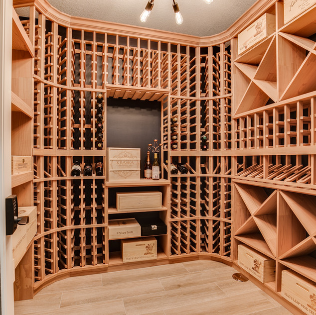 Shady Beach Trail - Wine Cellar
