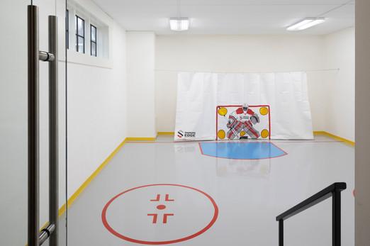 Park Street Lower Level Sport Court