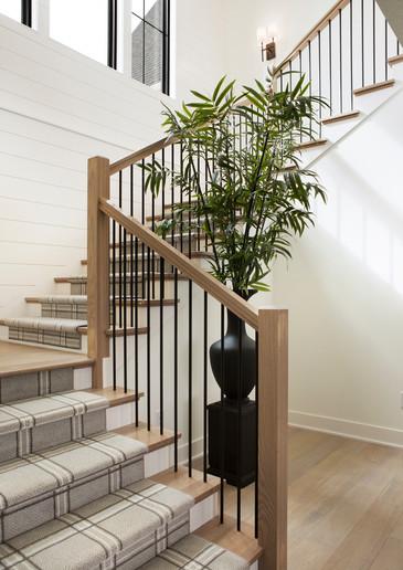 Wilde Lake Estates - Staircase