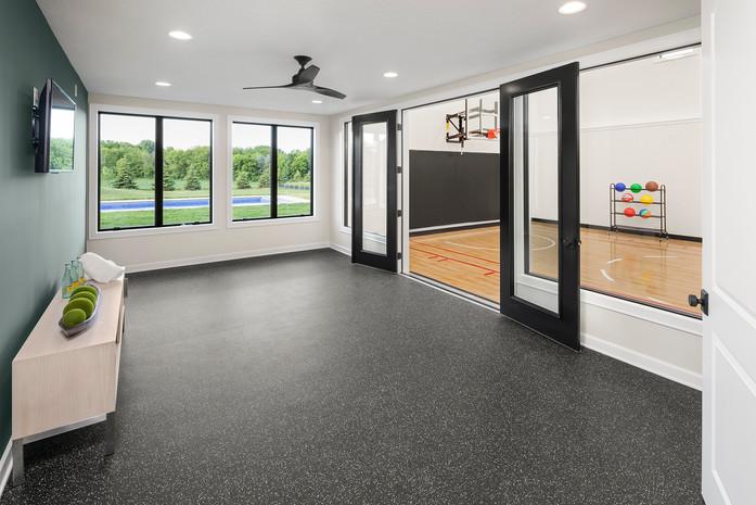 Woodlane Alcove Artisan Exercise Room