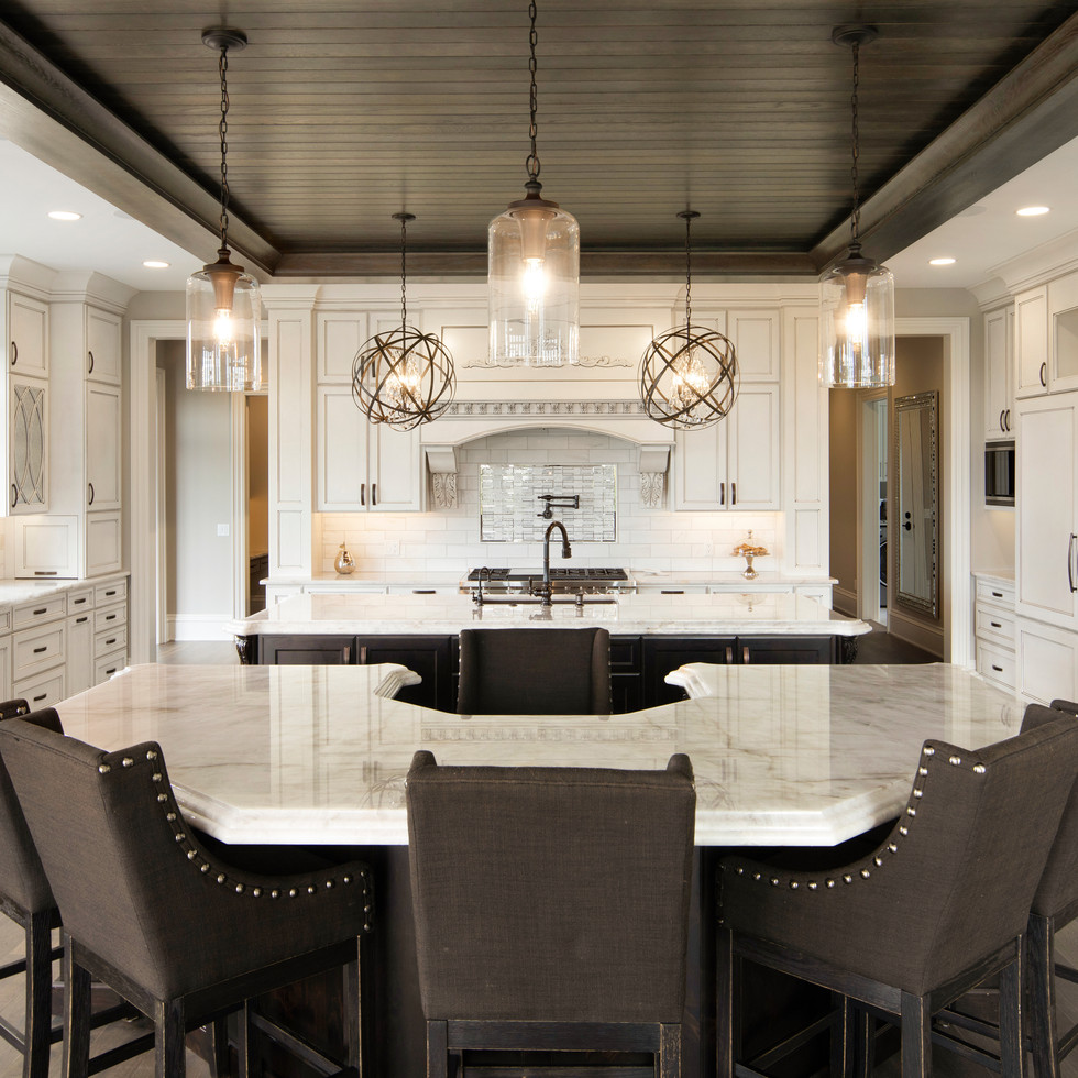 Spring Lake Estate - Kitchen