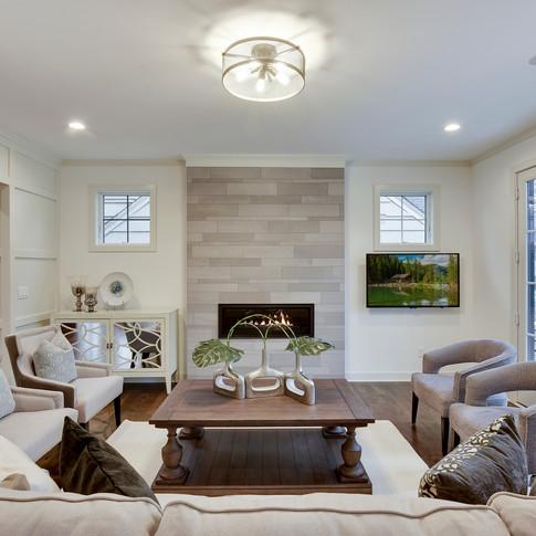 Alden Avenue - Great Room
