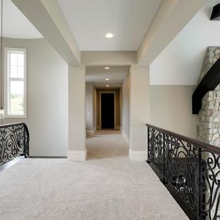 Spring Lake Estate - Upstairs Balcony