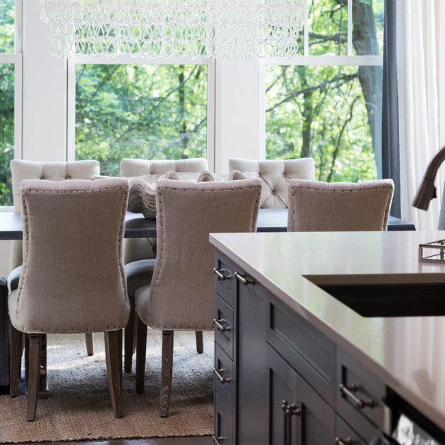 LaSalle Avenue - Dining from Kitchen