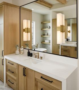 Owner's Bath Vanity