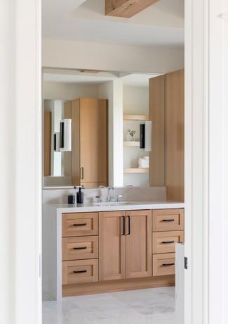 Deer Hill Road Master Bathroom Vanity