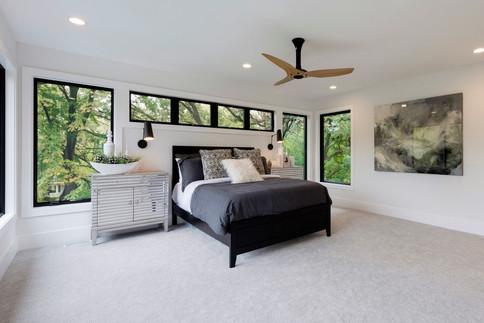 Beard Avenue Master Bedroom