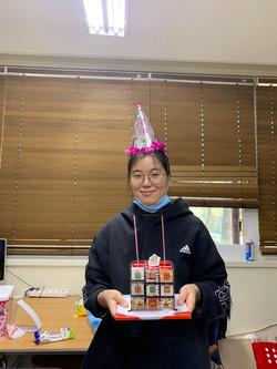 이호정 학생 생일