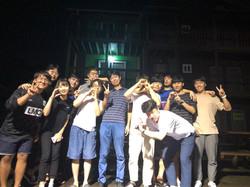 Group summer retreat