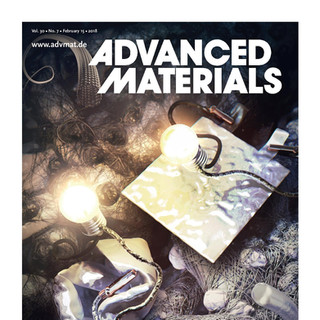 Foldable Electrode Architectures Based on Silver‐Nanowire‐Wound or Carbon‐Nanotube‐Webbed Micrometer‐Scale Fibers of Polyethylene Terephthalate Mats for Flexible Lithium‐Ion Batteries (15 February, 2018)