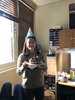 손혜빈 학생 생일