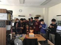 최우영 학생 생일