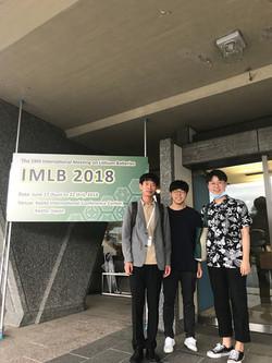 2018 IMLB in Kyoto