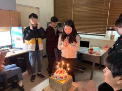 방유민 학생 생일