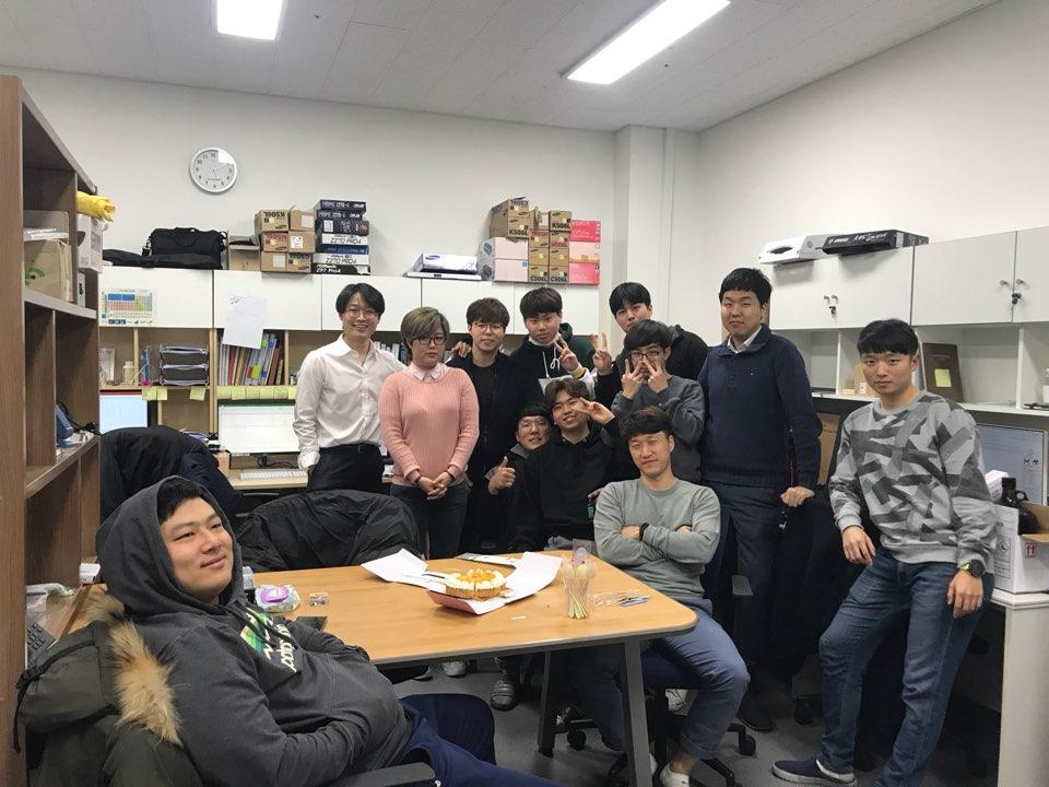 송규진 학생 생일 기념