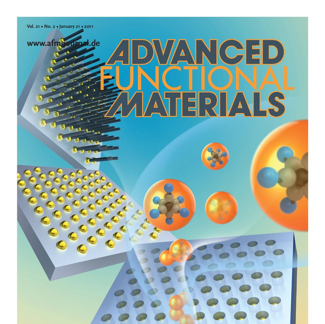 Nanoparticle Arrays: Sub‐Nanometer Level Size Tuning of a Monodisperse Nanoparticle Array Via Block Copolymer Lithography (21 January, 2011)