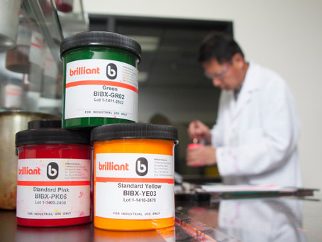 Daylight Fluorescent Pigments: Creating a Diverse Universe of Brilliant Products