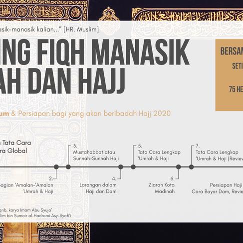 Sharing Fiqh Manasik 'Umrah dan Hajj - Bag 1