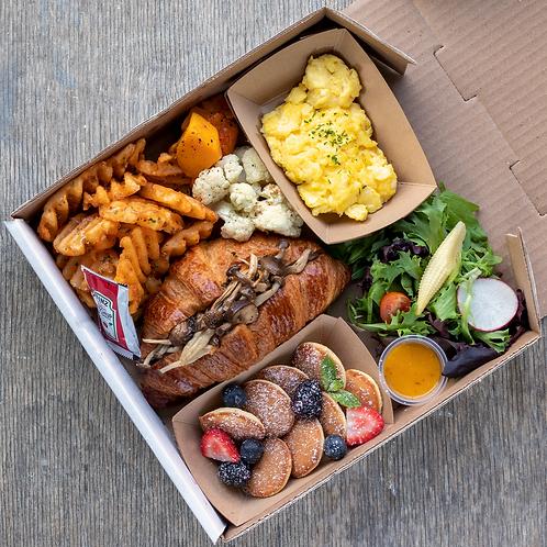 Brunch box #3 - Mushroom