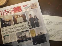 Featured on Sarawak Tribune