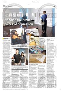 Featured on Borneo Post
