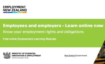 Empower yourself and stand up for your employment rights !