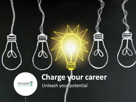 Charge Your Career - Unleash Your Potential