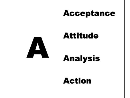 Acceptance to Action