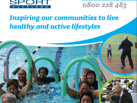 Sport Auckland Green Prescription Programme for Auckland and Manukau Counties