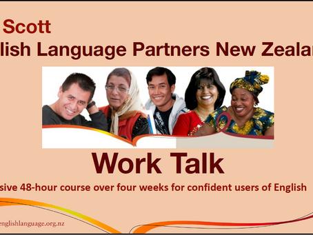 Work Talk - Make the right impression