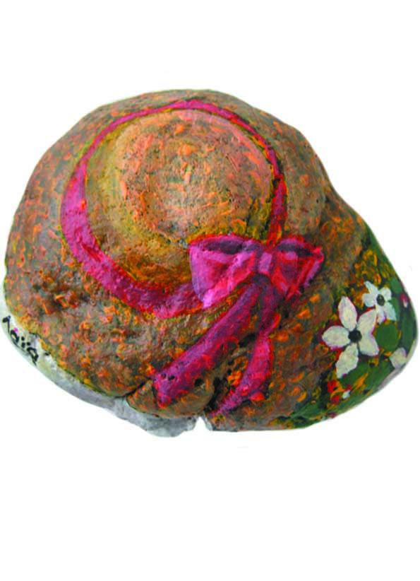 Νο 106 Το ψάθινο καπέλο